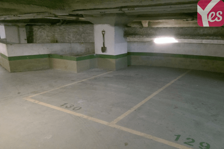 Location de parking rue Jean Jaurès, Villeurbanne