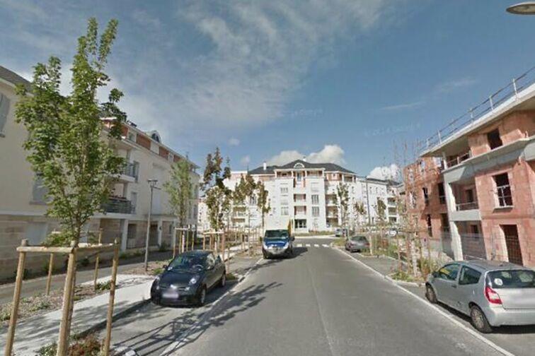 Parking Barrière Saint Marc - Auguste de Saint Hilaire - Orléans - Places Souterraines caméra