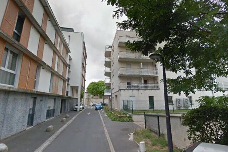 Parking Station Coligny - Jean-François Deniau - Orléans - Places Souterraines 24/24 7/7