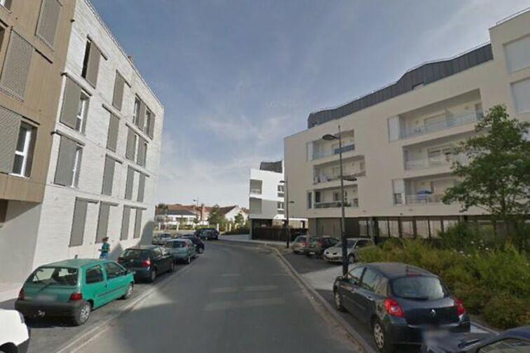 Parking École élémentaire Michel de la Fournière - Anne Brunet - Orléans - Places Souterraines 45000