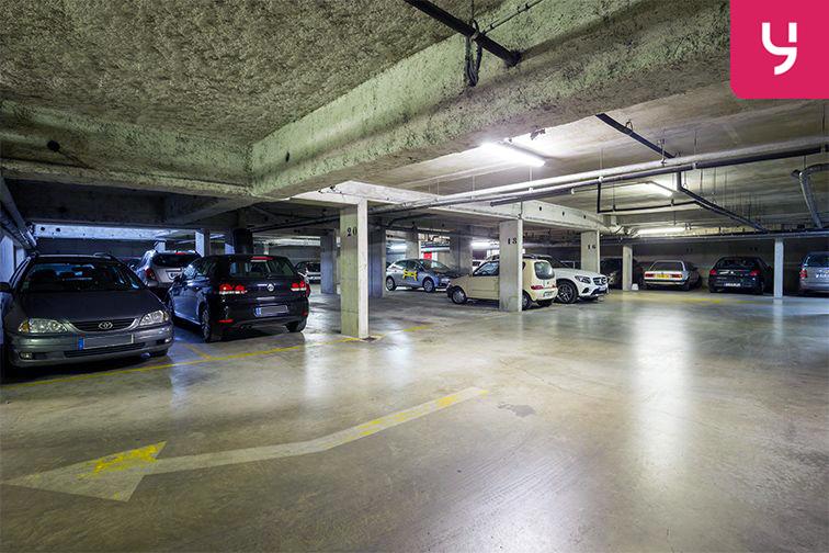 Parking Servan - Paris (place moto) sécurisé