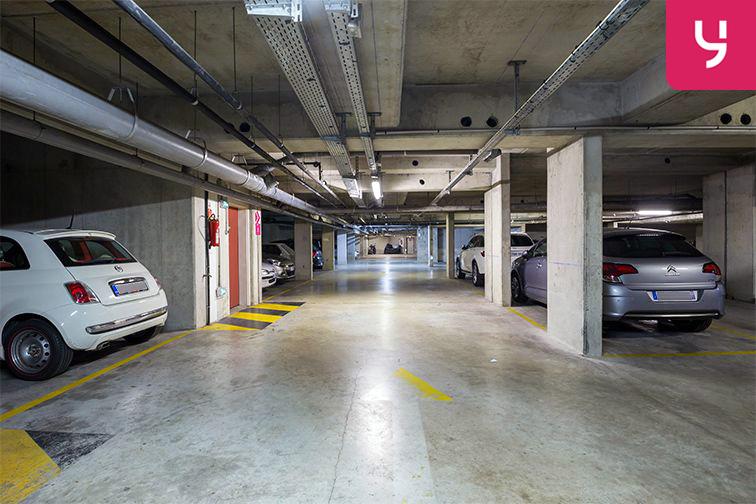 Parking Servan - Paris (place moto) 75011