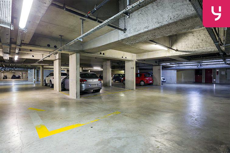 Parking Servan - Paris (place moto) avis