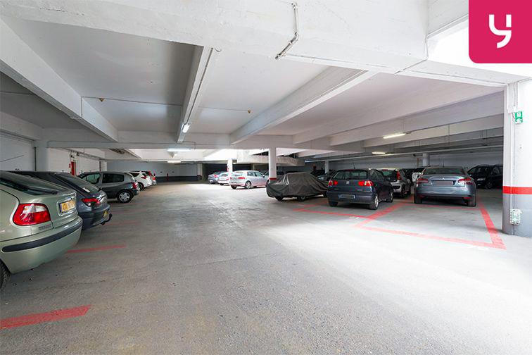 Parking Pierre Brossolette - Montrouge (place moto) Montrouge