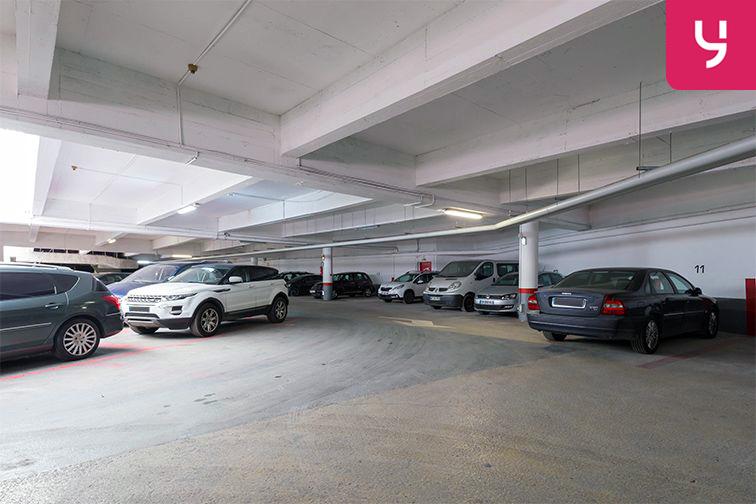 Parking Pierre Brossolette - Montrouge (place moto) avis