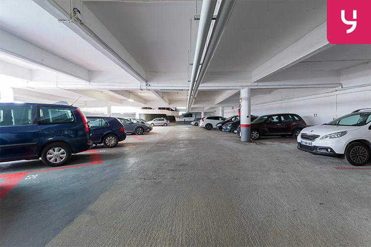 Parking Pierre Brossolette - Montrouge (place moto) en location