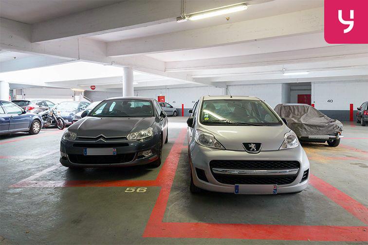 Parking Pierre Brossolette - Montrouge (place moto) 36 Avenue de la Marne