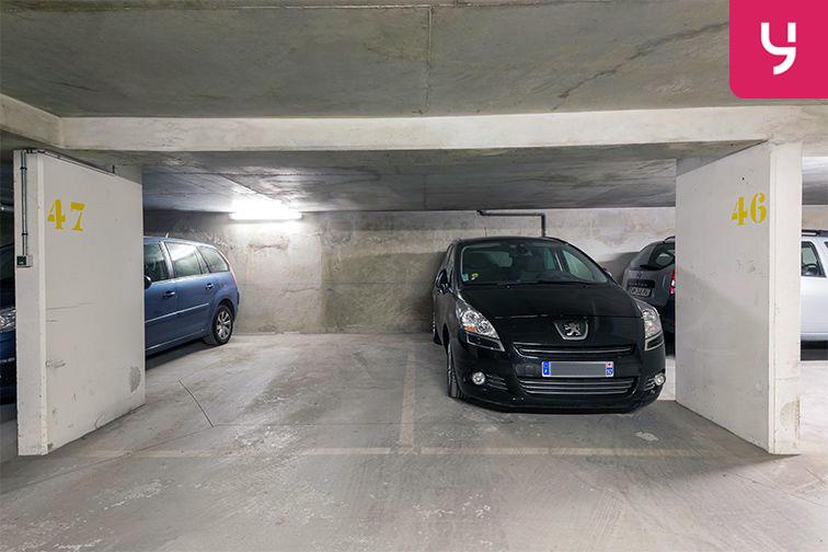 Parking Pierre Brossolette - Montrouge (place moto) sécurisé
