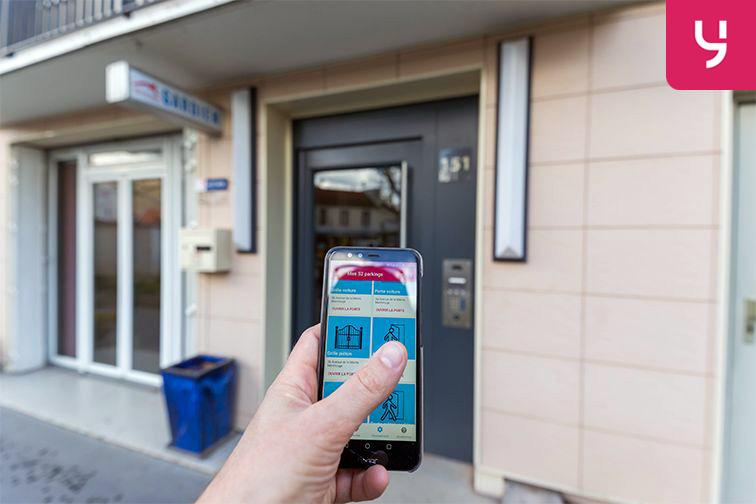 Parking Pierre Brossolette - Montrouge (place moto) 92120