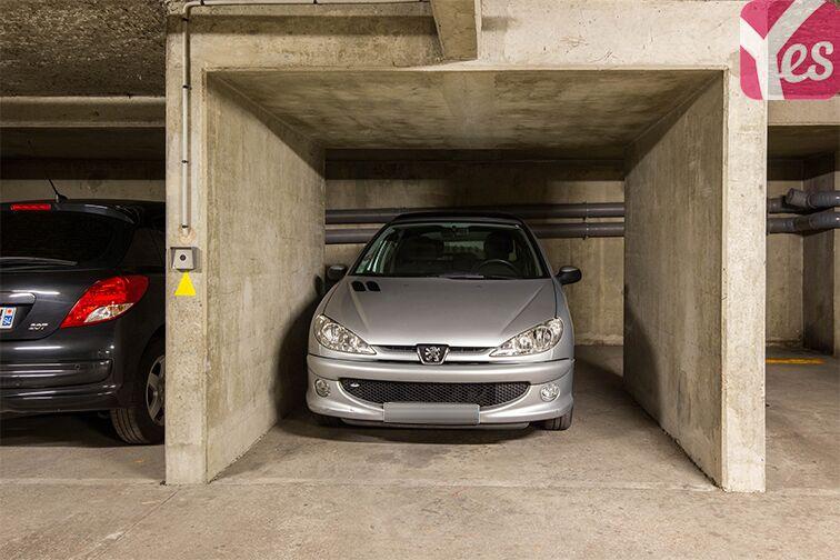 Parking Rue de Marseille - Alfortville garage