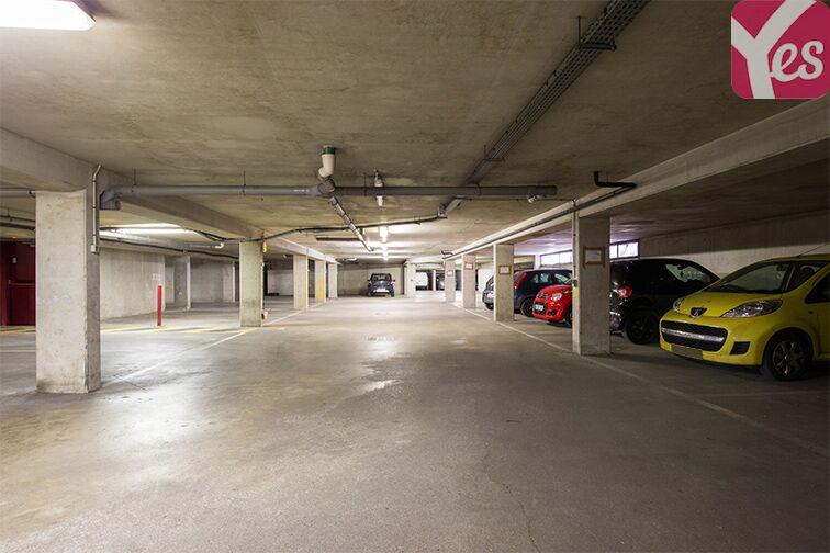 Parking Rue de Lyon - Alfortville caméra