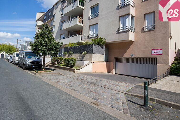 Parking Rue de Lyon - Alfortville en location