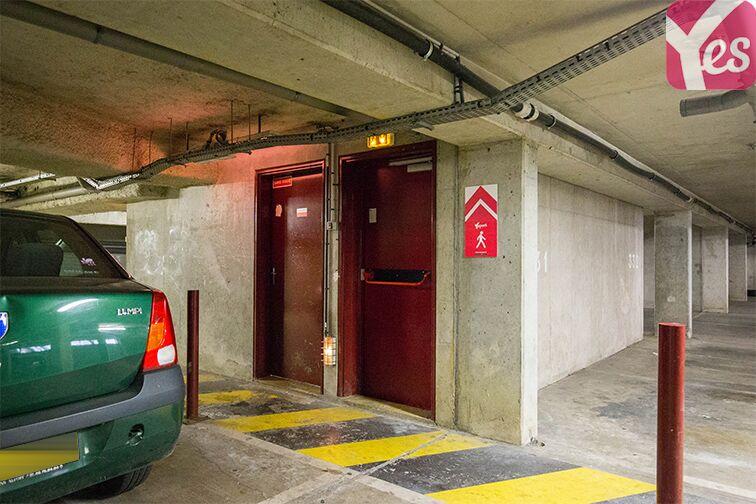 Parking Rue de Lyon - Alfortville garage