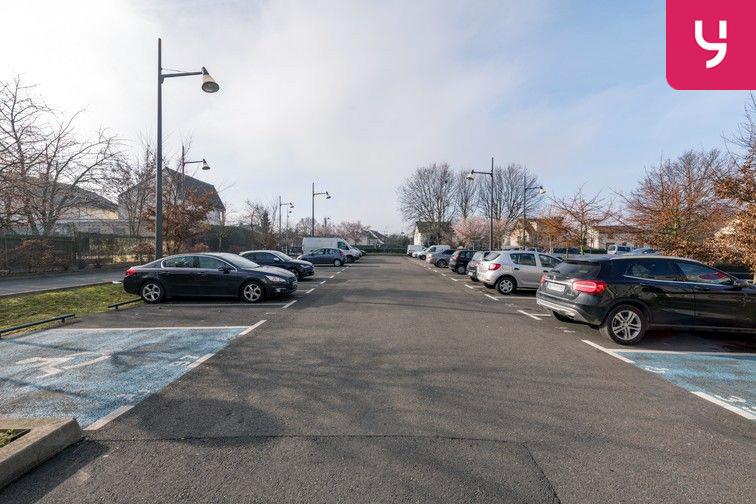 Parking Docteur Albert Calmette - Le Blanc-Mesnil - (places PMR) pas cher