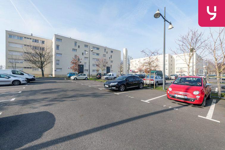 Parking Docteur Albert Calmette - Le Blanc-Mesnil - (places PMR) Le Blanc-Mesnil