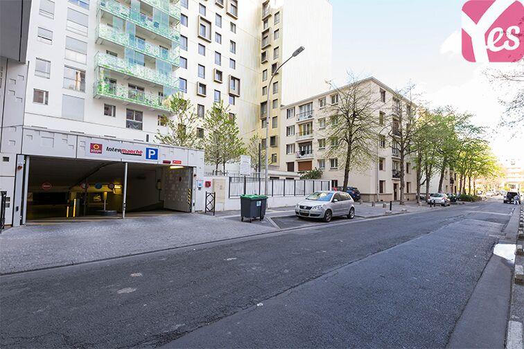 Parking Place Victor Hugo - Courbevoie souterrain