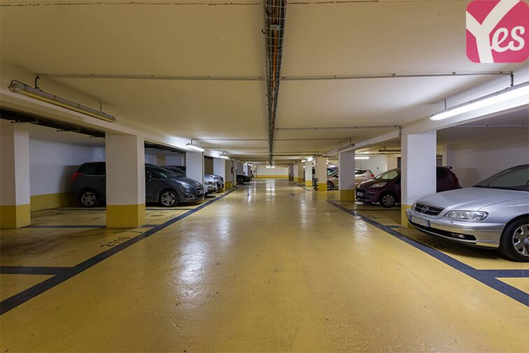 Parking Place Victor Hugo - Courbevoie en location