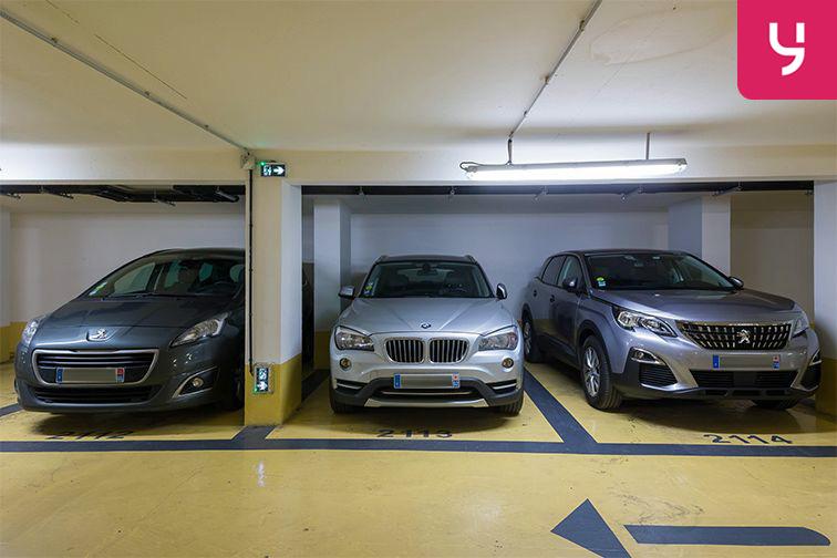 Parking Place Victor Hugo - Courbevoie pas cher