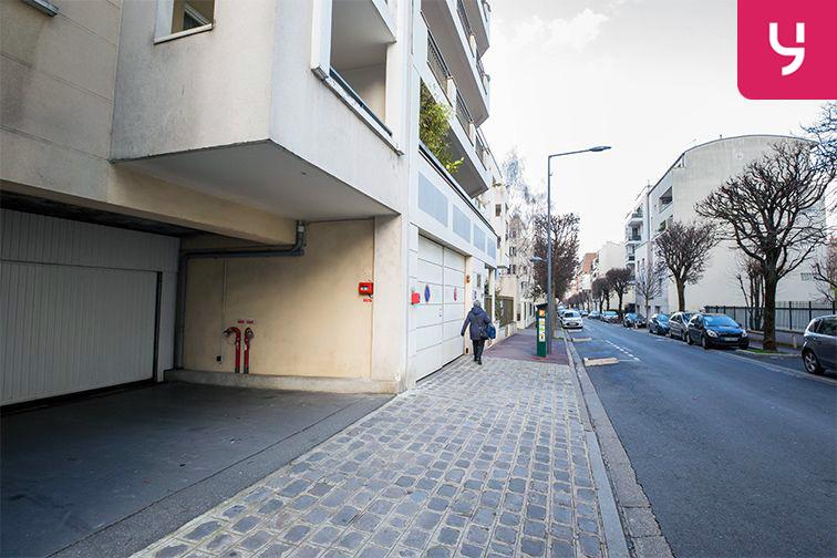 Parking Issy-les-Moulineaux - rue Marcel Miquel (place double) Issy-les-Moulineaux