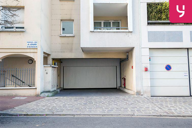 Parking Issy-les-Moulineaux - rue Marcel Miquel (place double) 24/24 7/7