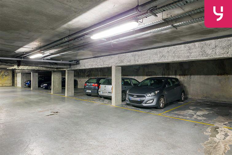 Parking Issy-les-Moulineaux - rue Marcel Miquel (place double) 92130