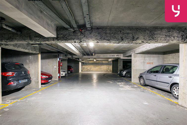 Parking Issy-les-Moulineaux - rue Marcel Miquel (place double) garage