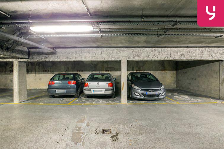 Parking Issy-les-Moulineaux - rue Marcel Miquel (place double) sécurisé