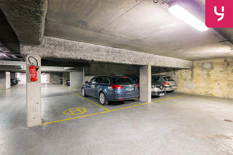 Parking Issy-les-Moulineaux - rue Marcel Miquel (place double) caméra