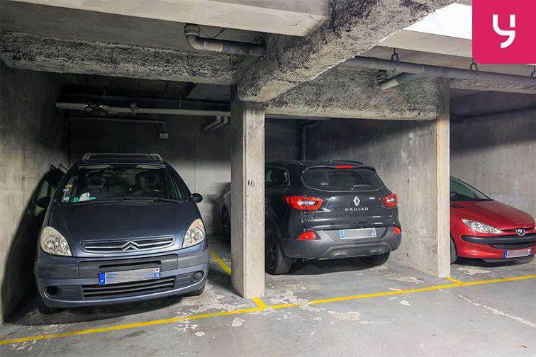 Parking Issy-les-Moulineaux - rue Marcel Miquel (place double) en location