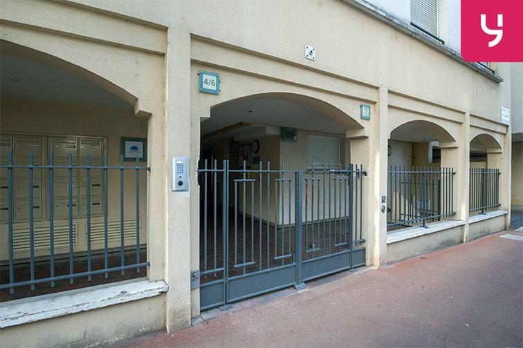 Parking Issy-les-Moulineaux - rue Marcel Miquel (place double) gardien