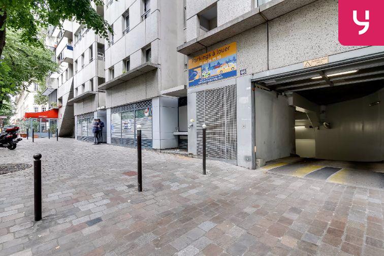 location parking Cour Saint-Emilion