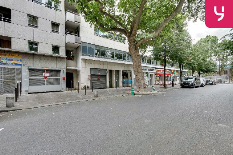 Parking Cour Saint-Emilion sécurisé
