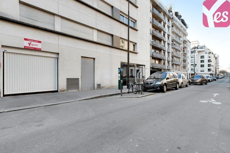 Parking Cévennes - Cauchy - Paris Paris
