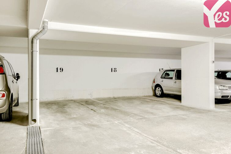 Parking Cévennes - Cauchy - Paris sécurisé
