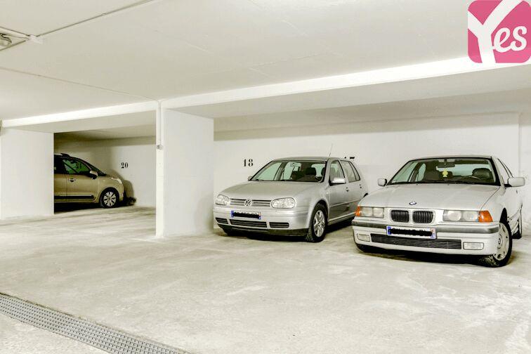Parking Cévennes - Cauchy - Paris box