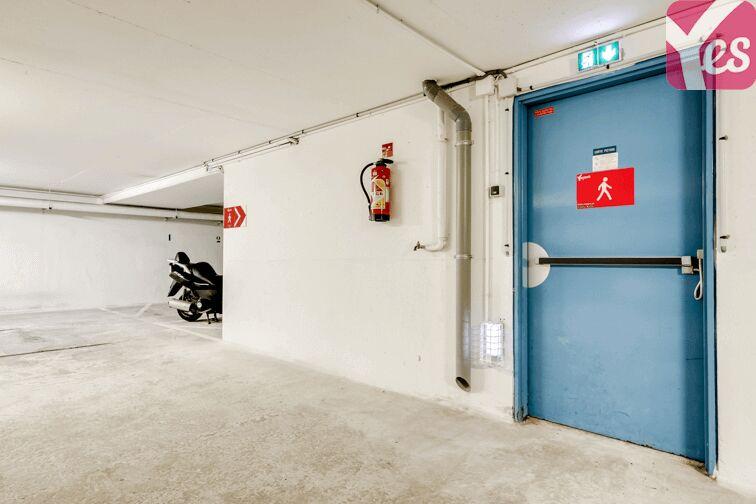 Parking Cévennes - Cauchy - Paris pas cher