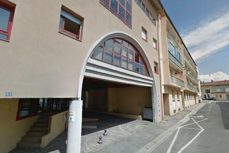 Parking Square du Bourgneuf - République - Bourg-en-Bresse - (place moto) box