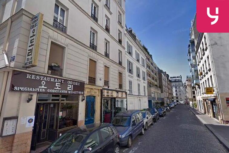 Location parking La Motte-Picquet Grenelle - Rue Letellier - Paris 15