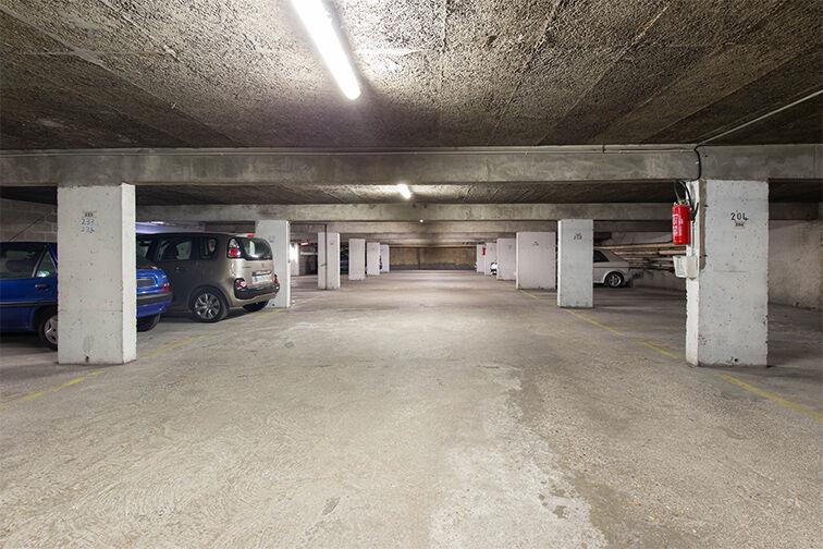 Parking La Motte-Picquet Grenelle - Rue Letellier - Paris 15 sécurisé