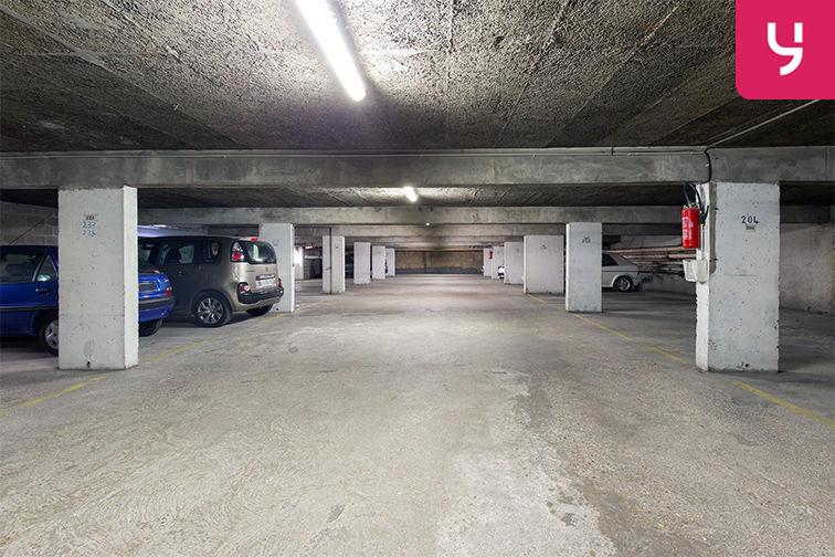 Parking La Motte-Picquet Grenelle - Rue Letellier - Paris 15 (place double) 75015