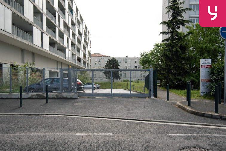 Parking Avenue Grande Bretagne - Toulouse (aérien) box