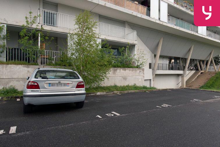 Parking Avenue Grande Bretagne - Toulouse (aérien) souterrain