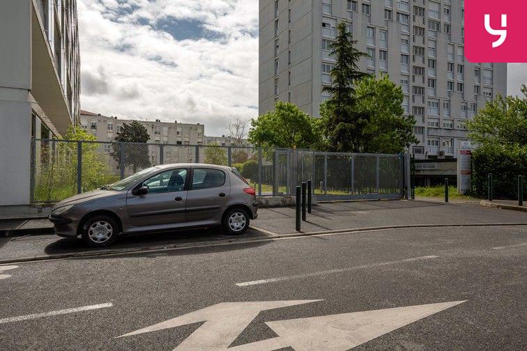 Parking Avenue Grande Bretagne - Toulouse (aérien) 31300