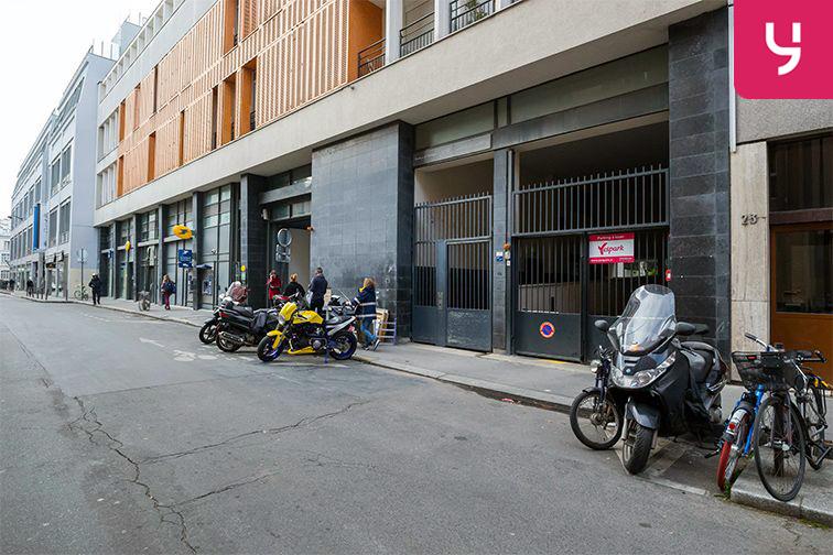 Parking Rue Breguet - Roquette - Paris (place moto) pas cher