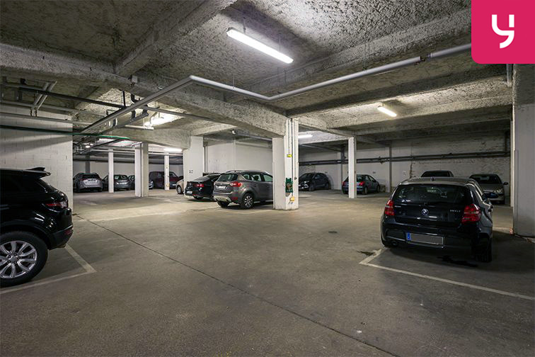 Parking Rue Breguet - Roquette - Paris (place moto) 21 bis rue Breguet