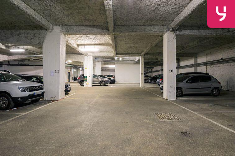 Parking Rue Breguet - Roquette - Paris (place moto) avis