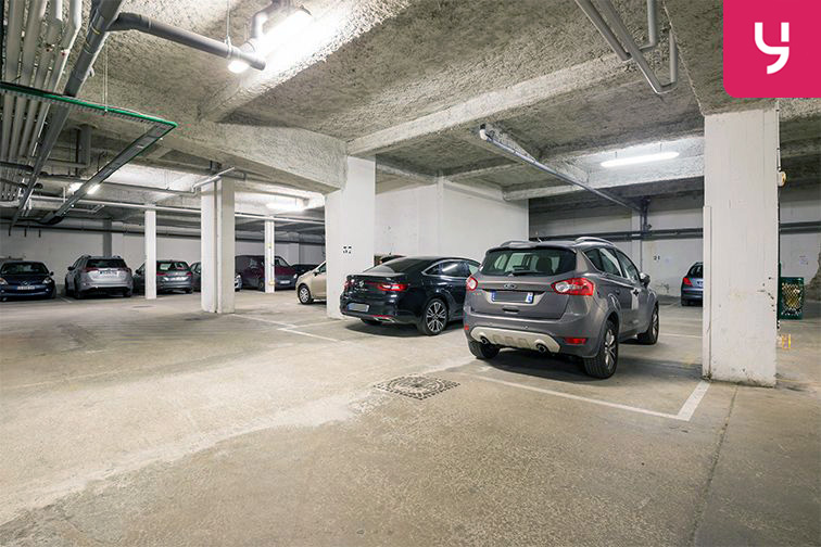 Parking Rue Breguet - Roquette - Paris (place moto) 75011