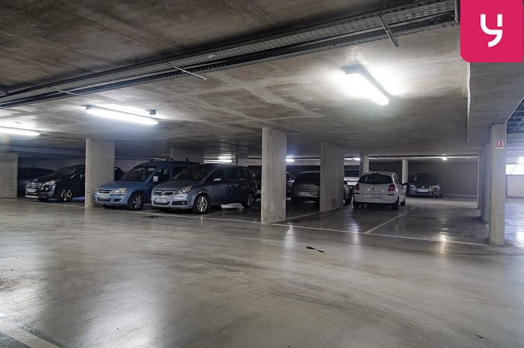 Parking Sablons - Sarcelles (place moto) 10 rue Raoul Dufy