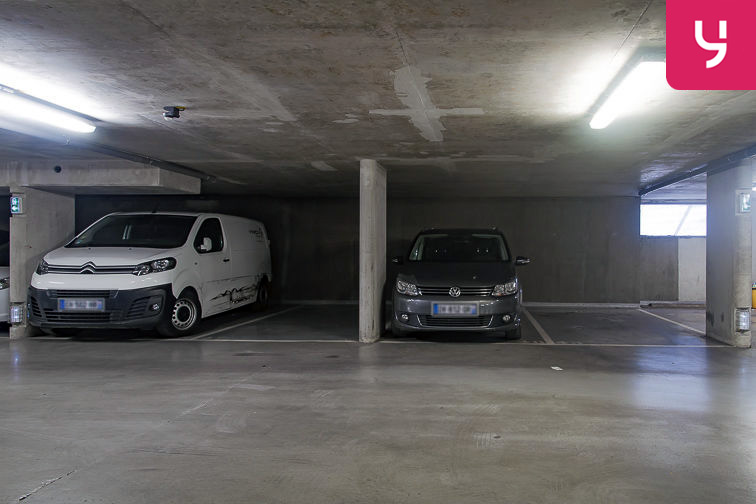 Parking Sablons - Sarcelles (place moto) en location