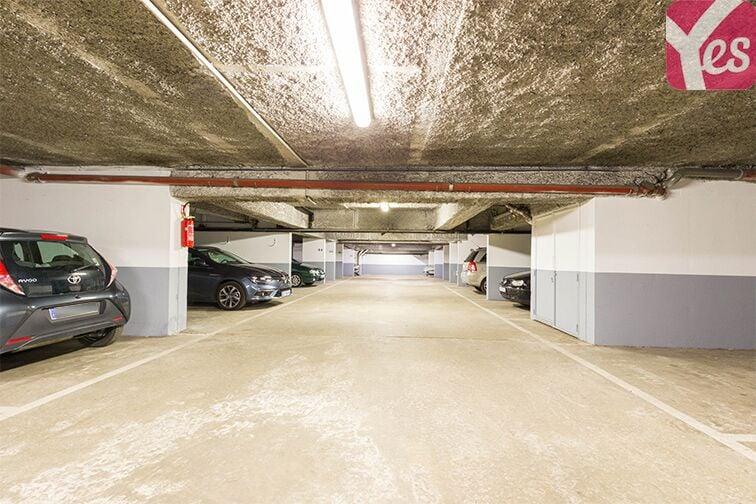 Parking Gymnase Broustal - Trappes 24/24 7/7